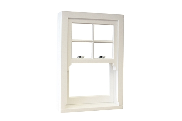 Contempoary Sliding Sash Outside